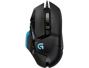 67% off Logitech G502 Proteus Core Optical Gaming Mouse