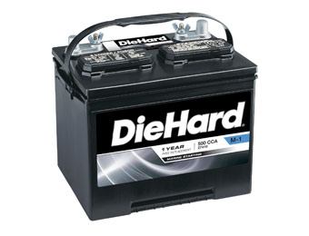 25% off All DieHard Marine Batteries