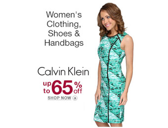 Up to 65% off Calvin Klein Women's Clothing, Shoes & Handbags