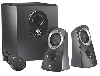 40% off Logitech Z313 2.1-Channel Speaker System