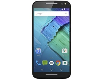$100 off Moto X Pure Edition Unlocked Smartphone, 32GB