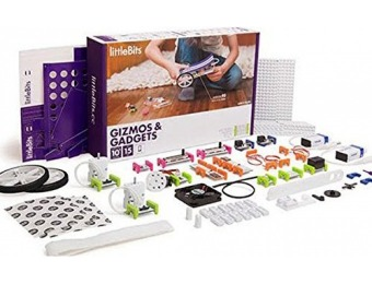 $40 off littleBits Electronics Gizmos & Gadgets Kit