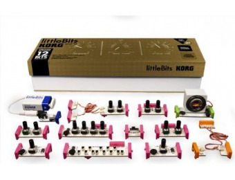 $78 off littleBits Electronics Synth Kit