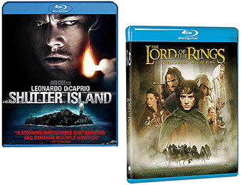 87% off select Blu-Ray Movies - Only $4.96 Each