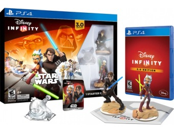 92% off Disney Infinity: 3.0 Edition Starter Pack - Playstation 4