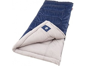 52% off Coleman Brazos Cold-Weather Sleeping Bag