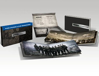 78% off Band of Brothers/The Pacific Blu-ray (13 discs)