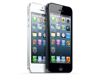 $545 off Factory Unlocked 16GB Apple iPhone 5 (Refurbished)