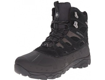 $42 off Merrell Moab Polar Men's Waterproof Winter Boots
