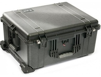64% off Pelican 1610 Case with Foam for Camera (Black)