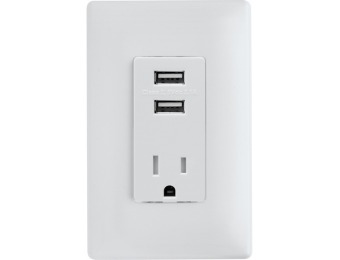 68% off Legrand/Pass & Seymour USB In-Wall Charging Outlet