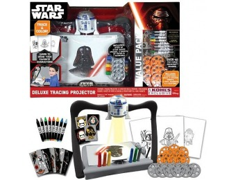 60% off Star Wars: Episode VII The Force Awakens Tracing Projector