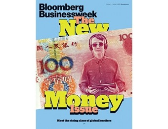 93% off Bloomberg Businessweek Magazine Print Access - 12 issues