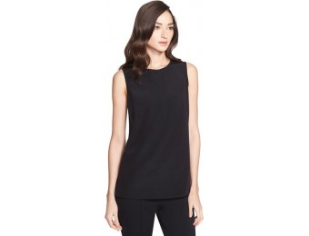 $267 off Women's St. John Collection Stretch Crepe de Chine Shell