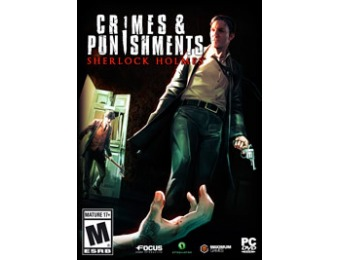 93% off Crimes and Punishments: Sherlock Holmes