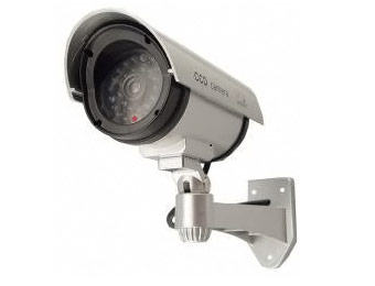 Fake/Dummy Security Camera with Blinking Light