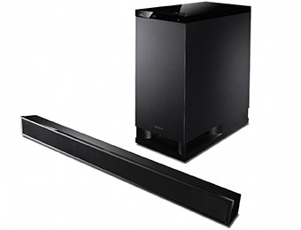 $125 off Sony HT-CT150 3D Sound Bar System