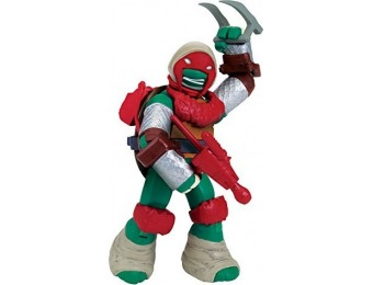 62% off Teenage Mutant Ninja Turtles Vision Quest Raphael Figure