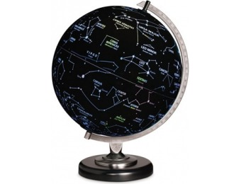 $50 off The Earth Or Constellation Illuminated Globe