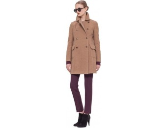 66% off Akris Punto Double Breasted Wool & Camel Hair Coat