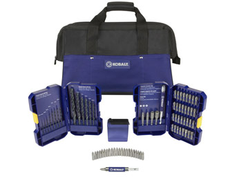 46% off Kobalt 75-Piece Kobalt PTA Set with Bag