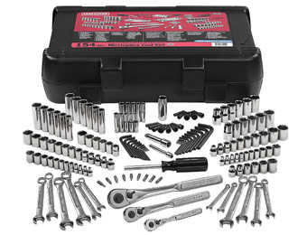 $70 off Craftsman 154 Piece Mechanics Tool Set #35154