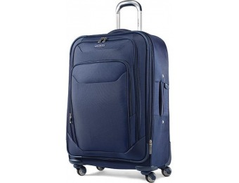$264 off Samsonite Sphere Drive 26-Inch Spinner Luggage, Blue