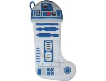 $24 off St. Nicholas Square 21-in. Star Wars R2-D2 LED Light Stocking