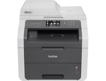 $140 off Brother Mfc-9130cw Wireless Color All-in-one Printer