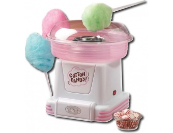60% off Nostalgia Electrics PCM805 Hard Candy Cotton Candy Maker