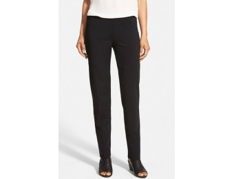 $102 off Petite Women's Eileen Fisher Knit Slim Pants