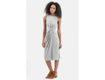 50% off Women's Topshop Knotted Front Dress