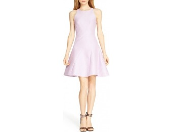 $332 off Women's Halston Heritage Sleeveless Fit & Flare Dress