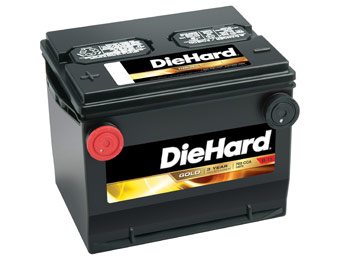 20% Off All DieHard Automotive Batteries