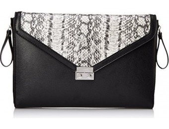 71% off BCBGeneration PVX408GN Clutch, Black Combo