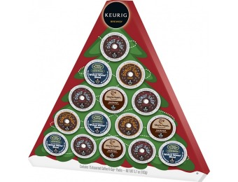 38% off Keurig Coffee Holiday Gift Tree Box