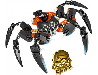 50% off LEGO 70790 BIONICLE Lord of Skull Spiders