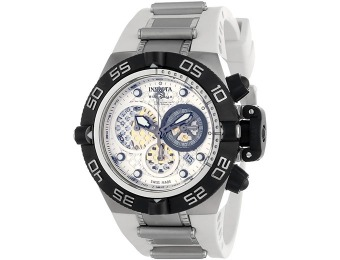 $1,830 off Invicta 11505 Subaqua Noma IV Chronograph Swiss Watch