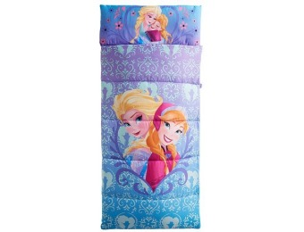 76% off Disney's Frozen Sleeping Bag by Jumping Beans