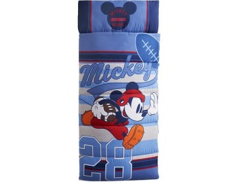60% off Disney's Mickey Mouse Sleeping Bag by Jumping Beans