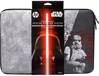 94% off HP Star Wars Special Edition Laptop Sleeve