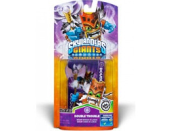 $4 off Skylanders Giants Double Trouble S2 Individual Character Pack