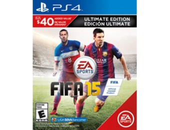77% off FIFA 15 Ultimate Team Edition Playstation 4