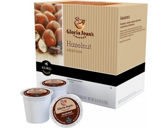 38% off Keurig K-cup Gloria Jean's Hazelnut Flavor Coffee 18-pack