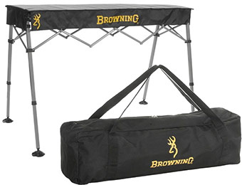 59% off Browning Portable Trophy Table