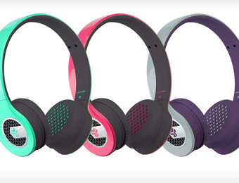 $60 off JLAB Supra Headphones with Universal Mic, 5 Colors Available