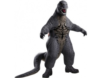 81% off Godzilla Deluxe Adult Inflatable Costume
