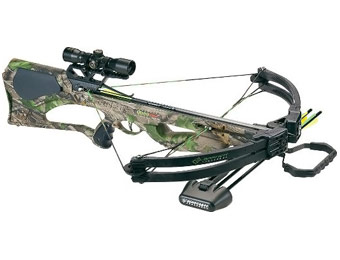 $150 off Barnett Quad 400 AVI Crossbow Package
