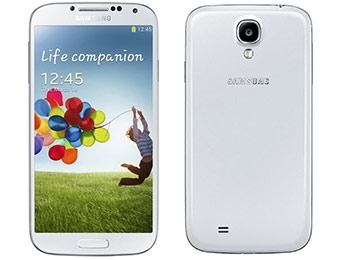 $81 off Samsung Galaxy S4 Factory Unlocked International Cell Phone