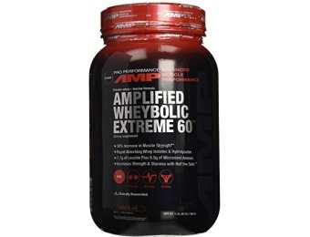 37% off GNC Pro Performance AMP Amplified Whey-Bolic Extreme